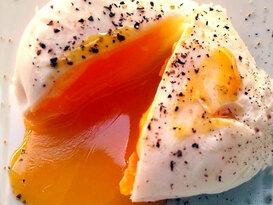 Poşe Usulü Yumurta