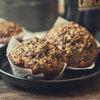 Vişneli Ve Hindistan Cevizli Red Quinoa Kekler