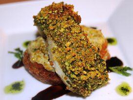 Yulaf Kepeği Kırıntılı Levrek Fileto