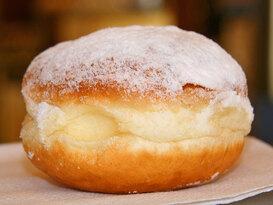 Krema Dolgusu (Krapfen-Berliner Çörekleri)