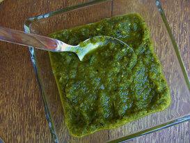 Yeşil Chili Sosu