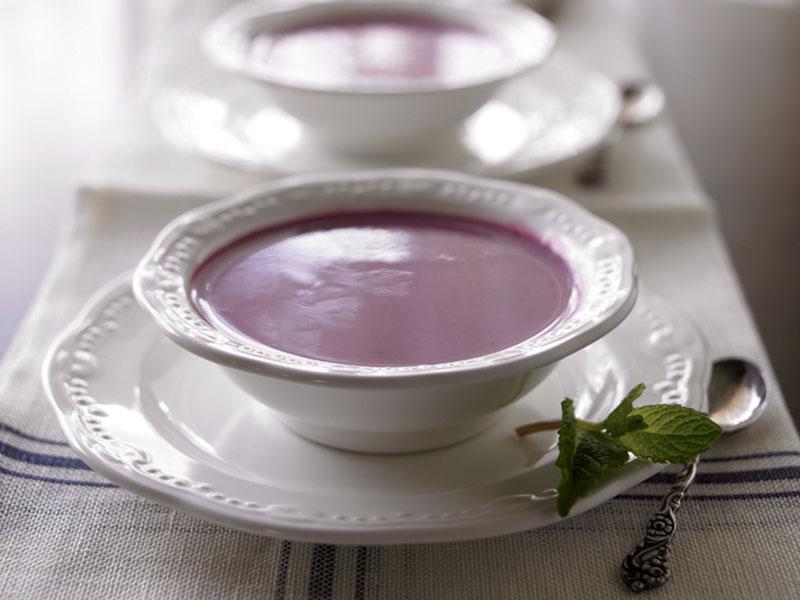Berry Kahvaltı Çorbası